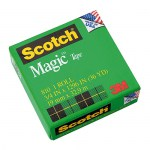 Cinta Adhesiva SCOTCH 3M nro810 - 19 MM por 33 MTS MAGICA