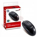 MOUSE GENIUS OPTICO WHEEL XSCROLL USB